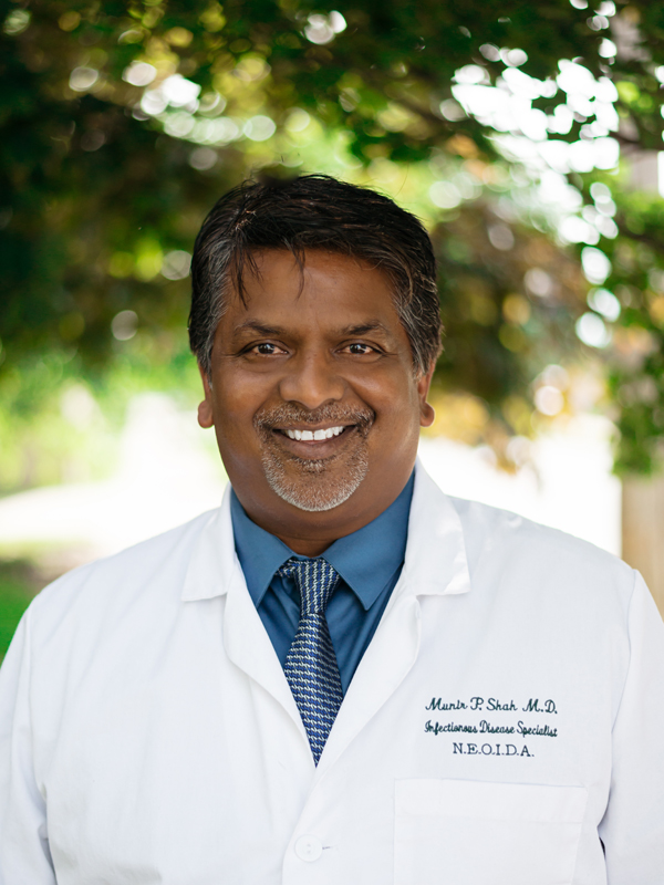 Picture of Dr. Munir Shah, MD