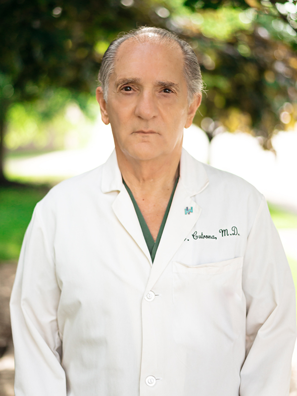 Picture of Dr. Anthony F. Cutrona M.D., FACP, FIDSA